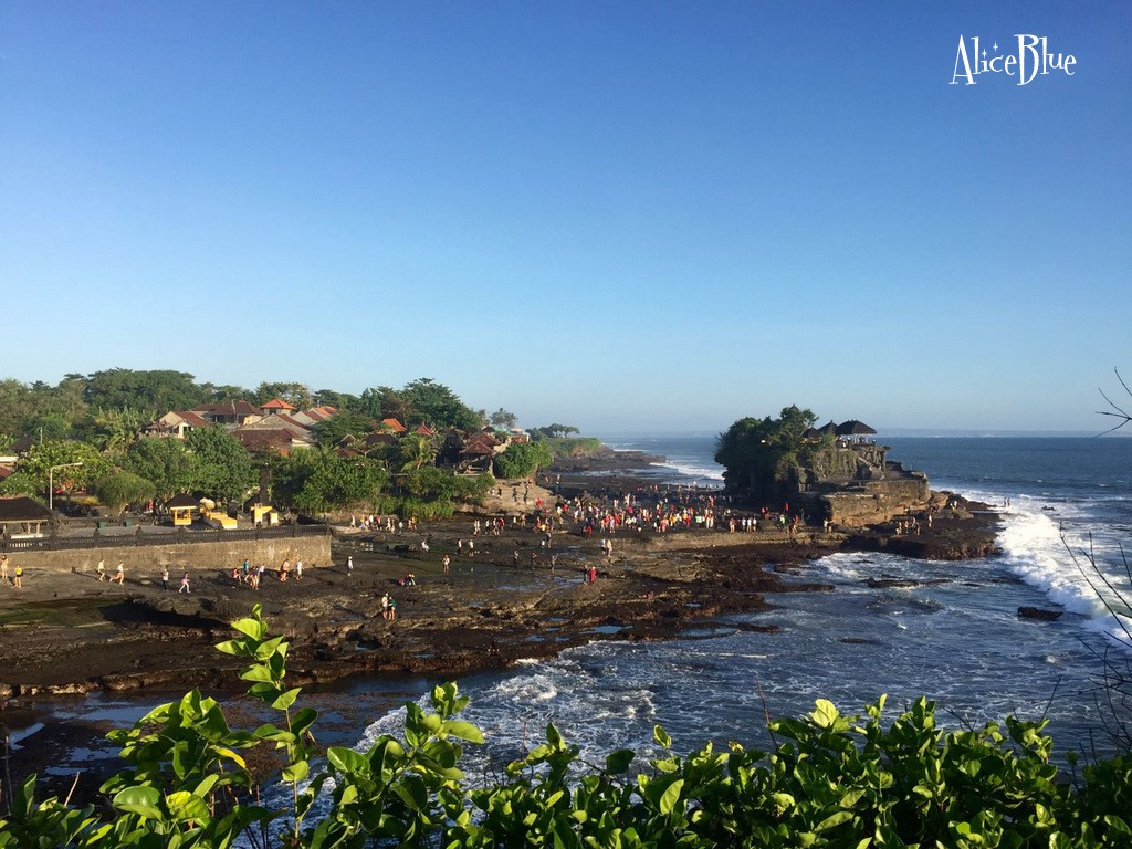 Tanah Lot Alice Blue