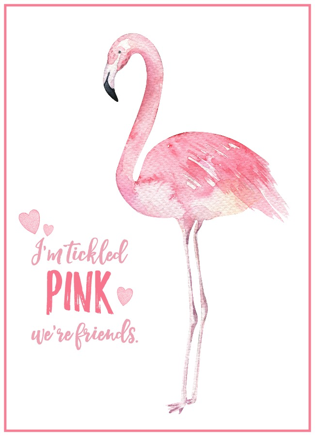 Free-Printable-Valentines-Day-Cards-flamingo